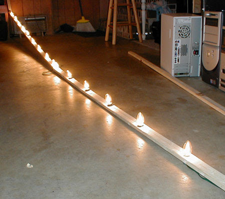 Christmas Light Mounting System | Christmas Ideas