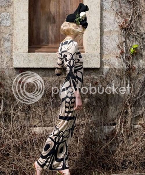 totem,black & white,maxi,tribal