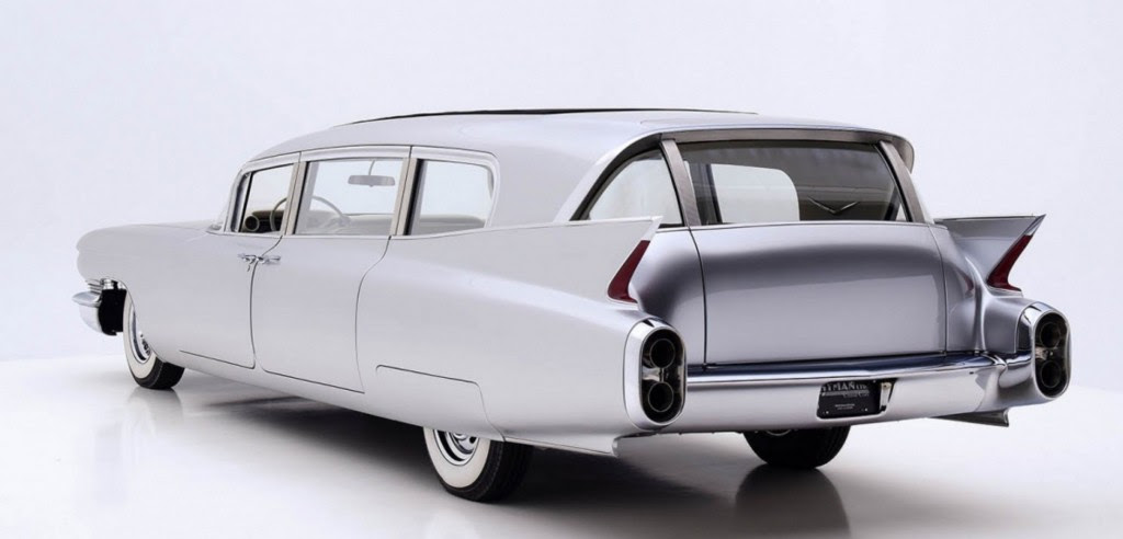 1960 Cadillac Hearse Retromod For Sale | GM Authority