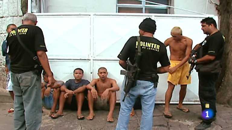 En Portada - Guerra y paz en la favela olímpica
