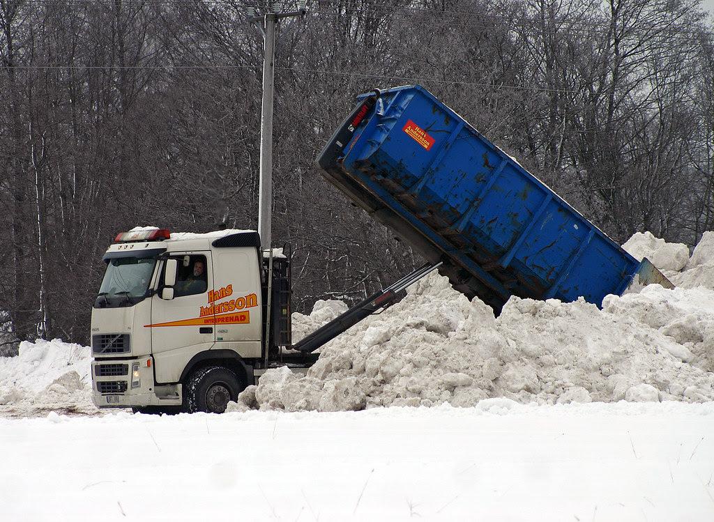 The Snow Dumper