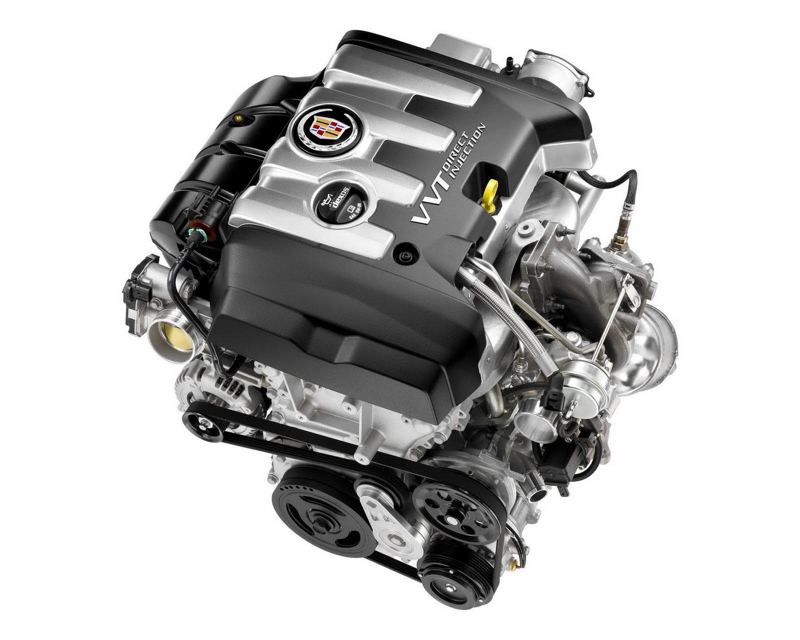 2013 Cadillac ATS Engines: 270 HP 2.0L Turbo, 2.5L and 3 ...