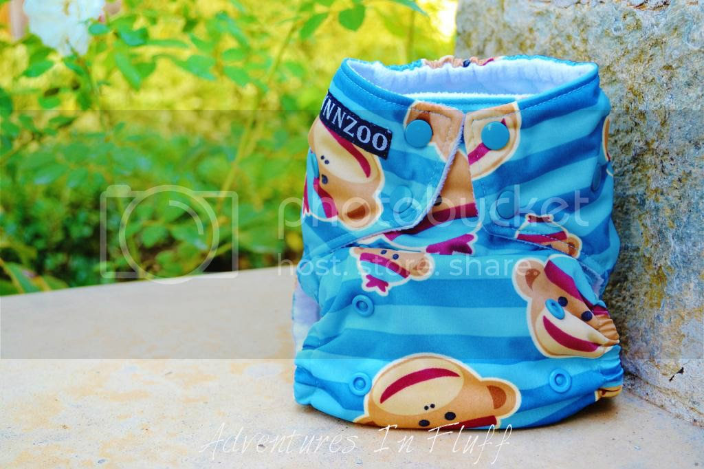 Bunnzoo one-size pocket diaper