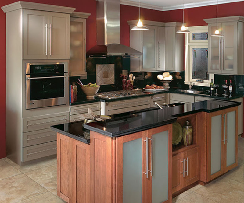 Remodeling a Small Kitchen for a Brand New Look - Home ...