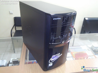 Б/У ПК (A4-4000, 2048.0Mb, HDD 250.0Gb, Radeon HD 7480D, A78MD, 350,0W)