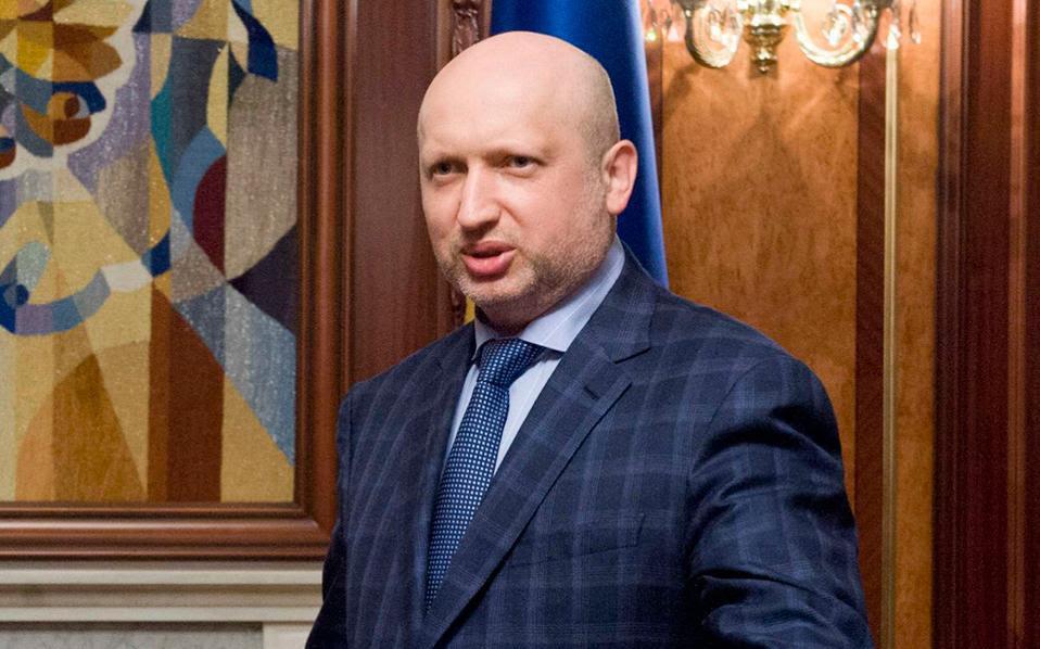 Ο Ολ. Τουρτσίνοφ χθες είχε συναντήσεις με στελέχη του ΟΟΣΑ.