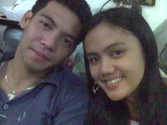 jayson and ria XD