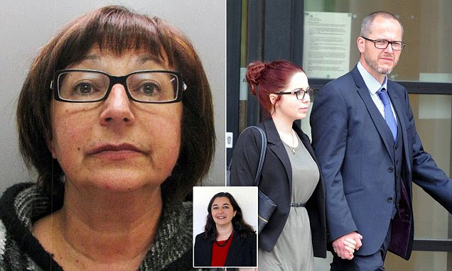 Headteacher Anne Lakey jailed for taking virginity of 2 boys in the 1980s