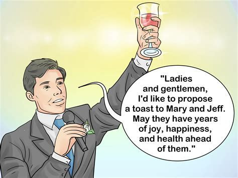 How to Write a Best Man's Speech (with Sample Speeches)