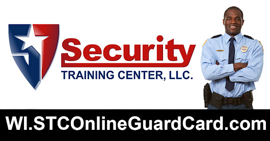 $74.99 Wisconsin Online Guard Card Training from Security Training Center, LLC.