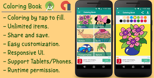 Download Source Code Kids Coloring Book For Android Nulled