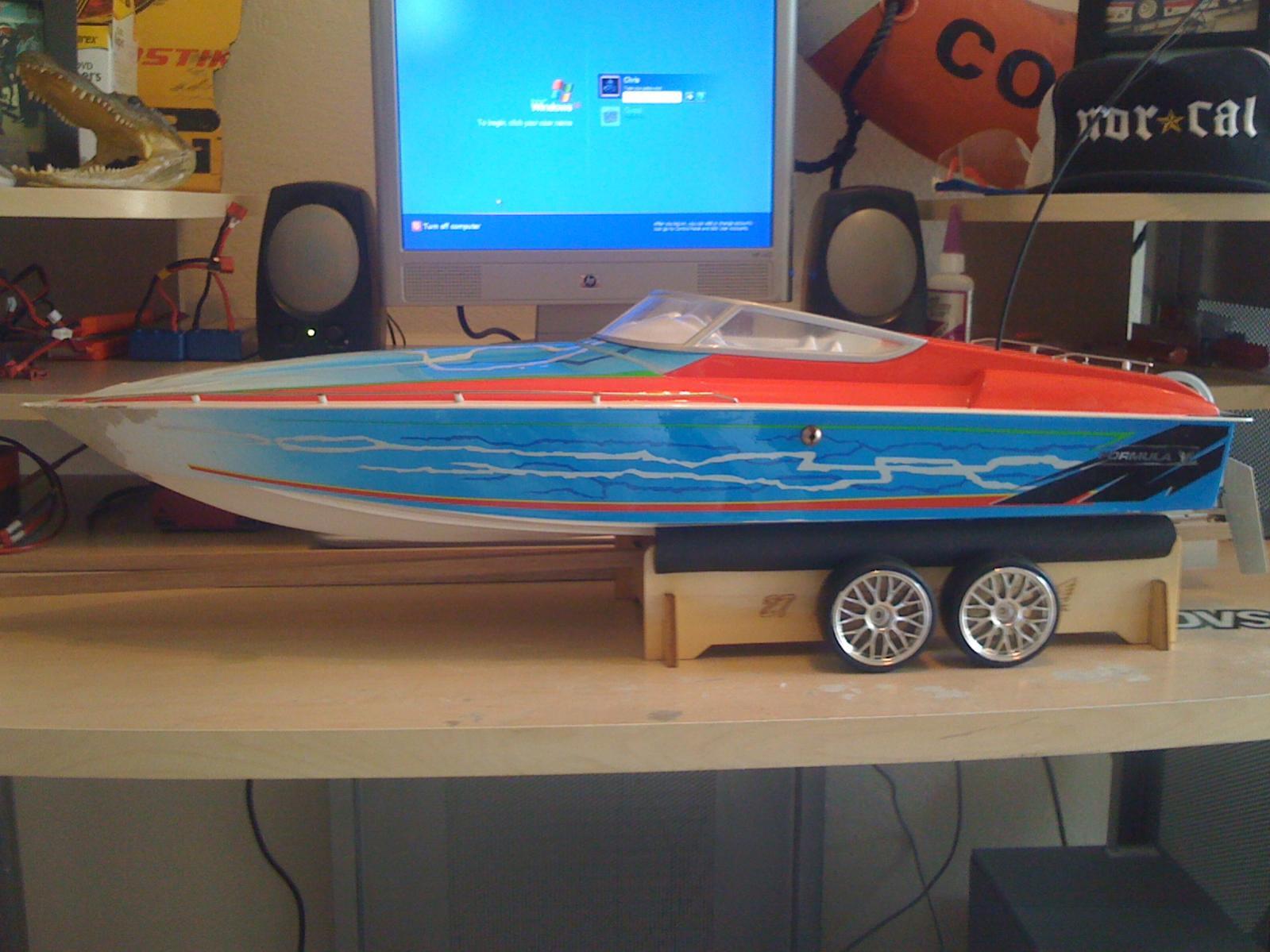 RC boat trailer build. - R/C Tech Forums