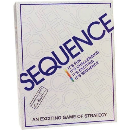 Jax Sequence Party Board Game