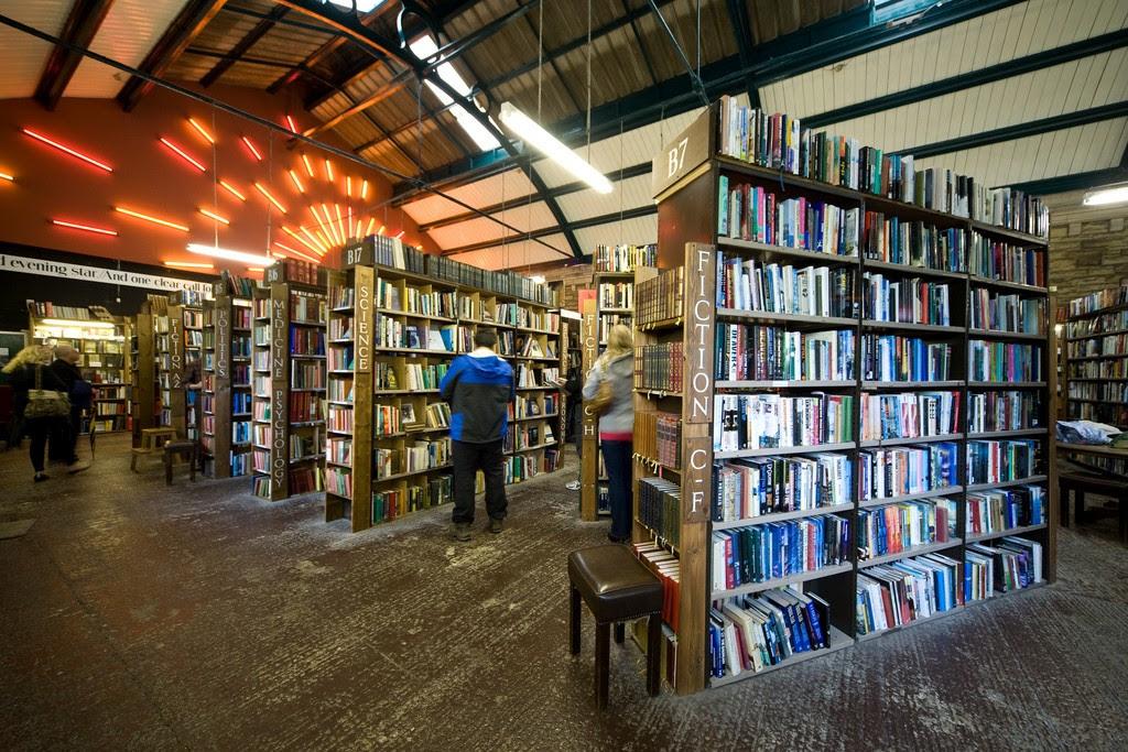 Barter Books - Alnwick, Inglaterra (Foto: Reprodução)