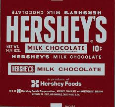 Hershey Community Archives | Hershey's Milk Chocolate: Bar