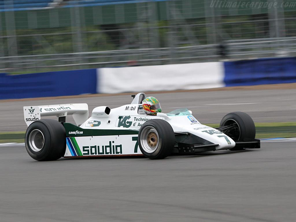 3° Puntata: Stagione 1982 - WILLIAMS FORD FW08