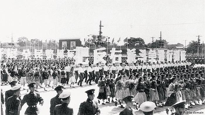 Anti-Rightist Movement in China 1957
