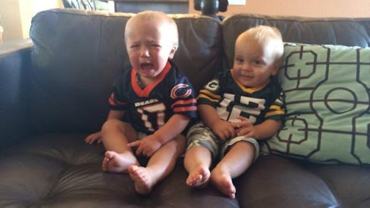 These babies will explain Bears vs. Packers to you