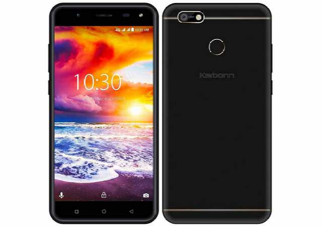 Karbonn Introduced Budget Titanium Jumbo 2 4G Android Phone with 4000mAh Battery