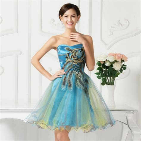 5 Colors Knee Length Corset Cheap Bridesmaid Dresses Short