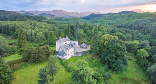 The Scottish mansions you can buy for the price of a London home | The Gentlemans Journal
