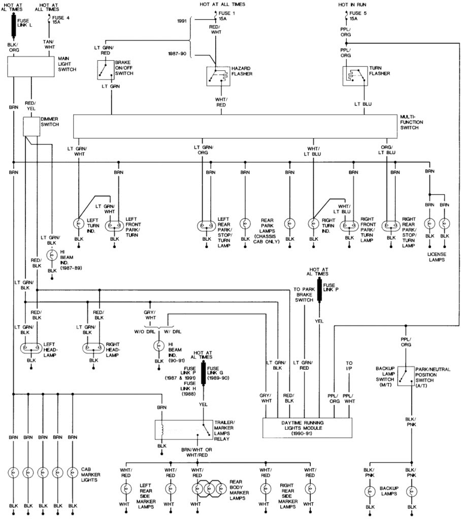 2004 F150 Fuse Block Diagram