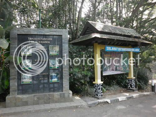 Menembus Taman Hutan Raya Juanda Hingga Maribaya (1/2)