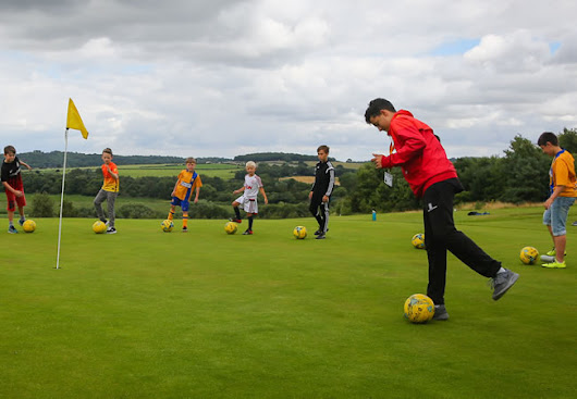 Search for Footgolf Courses in the UK & Ireland - Footgolf Directory