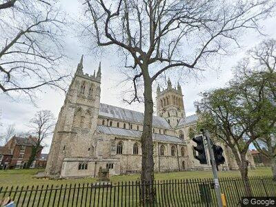 Selby Abbey - Google Cultural Institute
