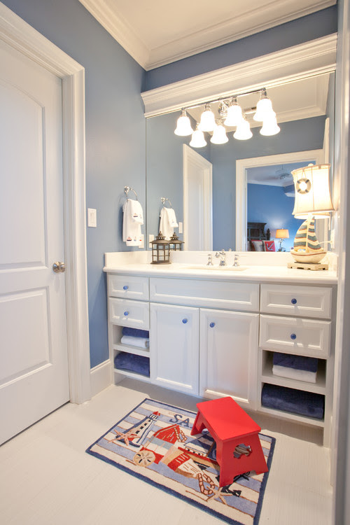 houzz kids bathroom 7 traditional coastal bathrooms all in the same home 13181