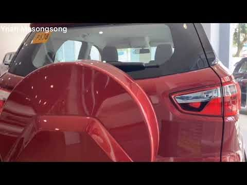 Video: Ford ECOSPORT 1.5L Trend _ Ruby Red | Walk Around by Ynah Masongsong (Ford Batangas)