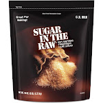 Sugar In The Raw Turbinado Cane Sugar, 6 lbs. by Jekema
