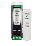 Whirlpool EDR4RXD1 EveryDrop Ice & Water Refrigerator Filter 4, White