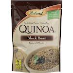 Roland Quinoa - Black Bean - 5.46 Ounce - PACK OF 24