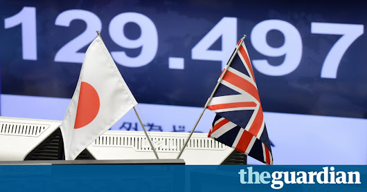 Bank of England investigating dramatic overnight fall in pound | Business | The Guardian