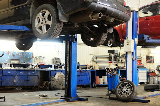 Managing Common Hazardous Substances Used By Auto Garages