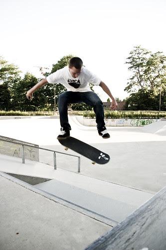 ronny bs flip