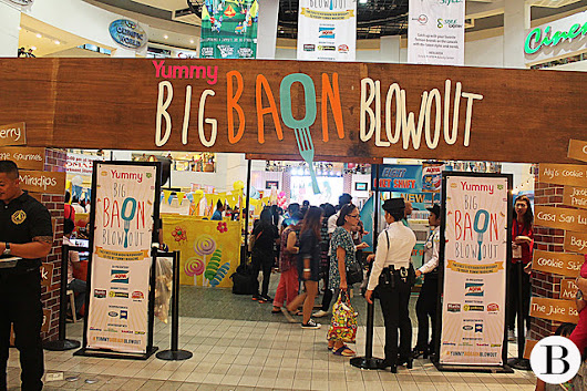 Yummy Big Baon Blowout 2015