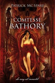 Couverture Comtesse Bathory