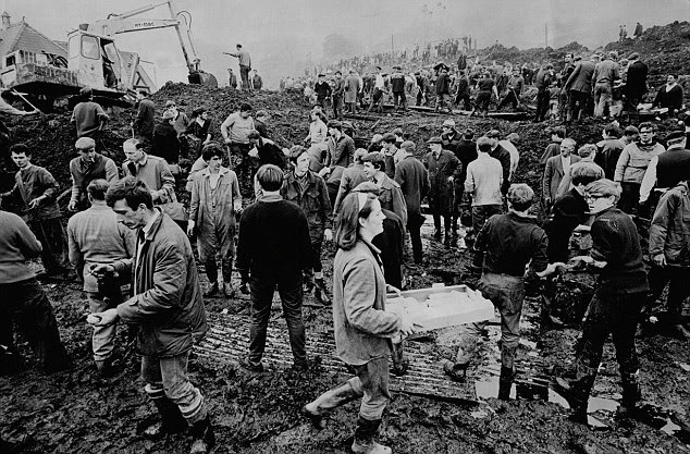 The Aberfan disaster, 50 years ago, was one of the worst industrial disasters Britain has known