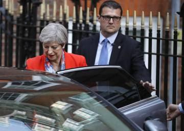 Bruselas teme retrasos en el Brexit por la incertidumbre política en Londres