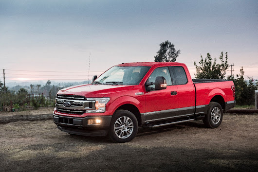 2018 Ford F-150 Power Stroke Turbo-Diesel to Offer 30 MPG HWY; Best-in-Class Towing, Hauling, Torque, and Horsepower