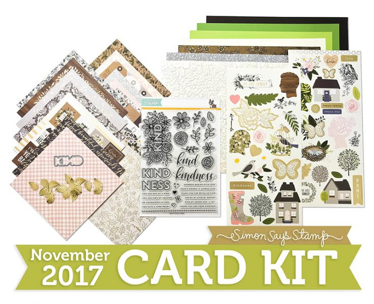 November Card Kit,