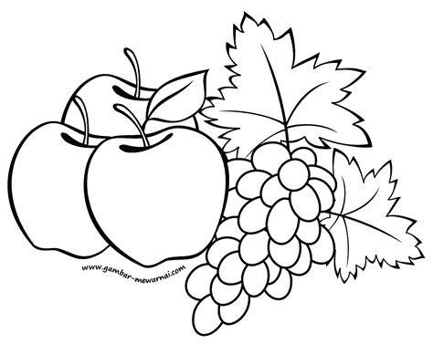 80 Gambar Buah Buahan Kartun Hitam Putih Terbaik Gambar Pixabay