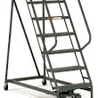 Industrial Rolling Ladder | Rolling Ladder | Rolling Staircase