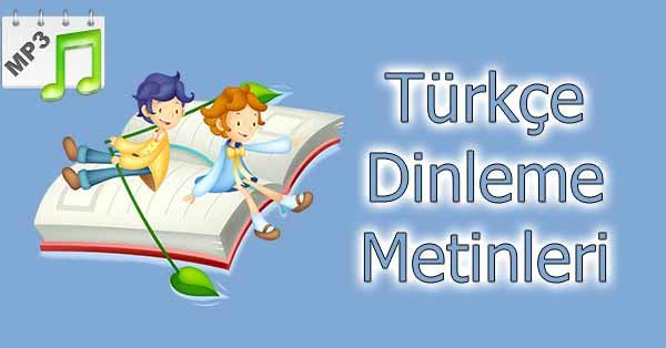 3sınıf Türkçe Dinleme Metni En Iyi Buğday Mp3 Meb Yayınları