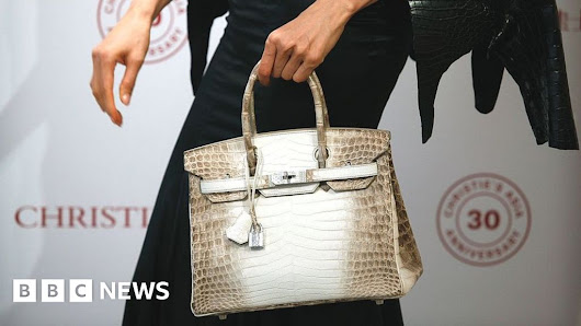 The handbag that costs as much as a house