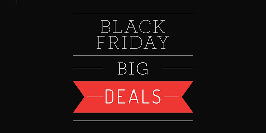 Black Friday / Cyber Monday WordPress Deals 2016