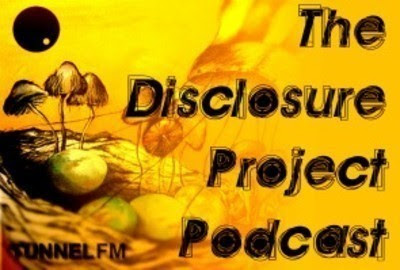 JP Phillippe - The Disclosure Project Podcast (Dec. 2013) - Tunnel FM
