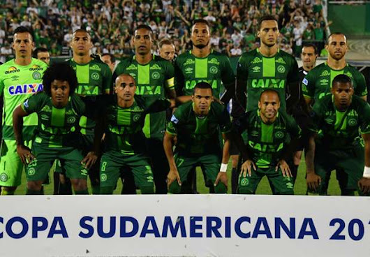 CONFIRMED: Chapecoense will be awarded Copa Sudamericana - Goal.com